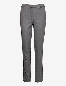Kylie 718 - rette bukser - dark grey shelby