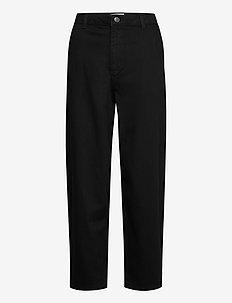 Alba 241 - straight jeans - black auto