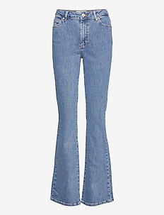 Naomi 241 - flared jeans - wave blue