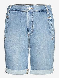Jolie Shorts 241 - jeansshorts - chalk blue