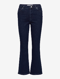 Naomi Ankle 241 - boot cut jeans - indigo