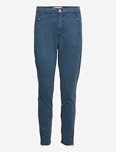Jolie Zip 432 - skinny jeans - ink
