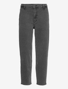 Alba 241 - tapered jeans - stone grey