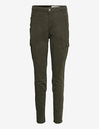 Jolie Cargo 790 - slim jeans - rosin