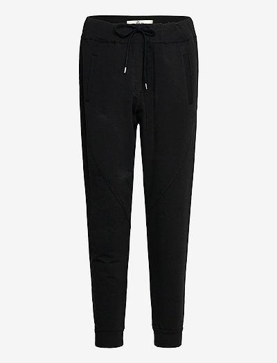 Miley 010 Black - sweatpants - black