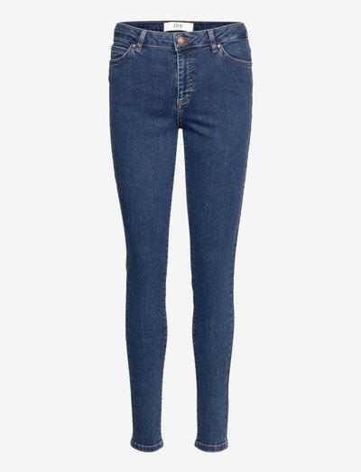 Kate 739 - skinny jeans - mid blue