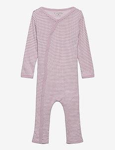 Joy LS Suit -  Oekotex - À manches longues - burnished lilac