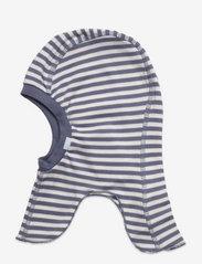 Fixoni - Balaclava - balaclava - china blue yd stripe - 1
