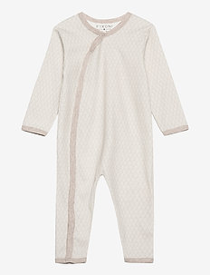 Kiss Nightsuit - Oekotex - OFF WHITE