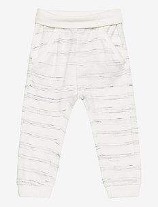 Fixoni Trousers - GOTS - OFF WHITE