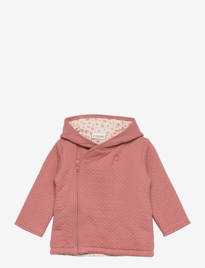 Jacket Quilted - thermojacke - old rose