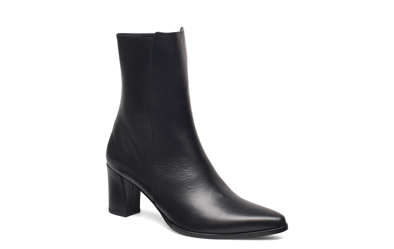 Flattered Teddy Nappa Boot - BLACK