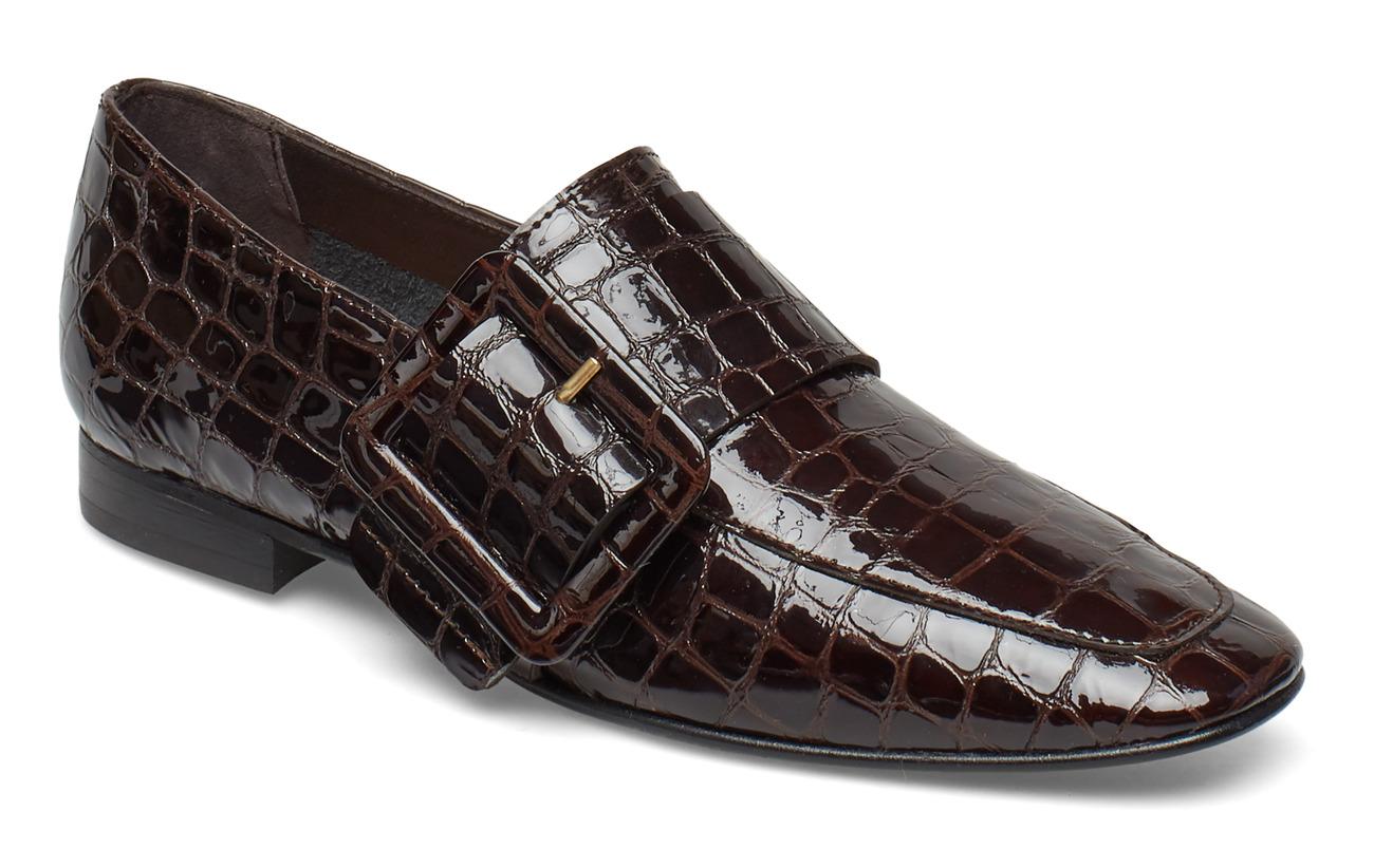 Flattered Valery Nappa Loafer - PECAN