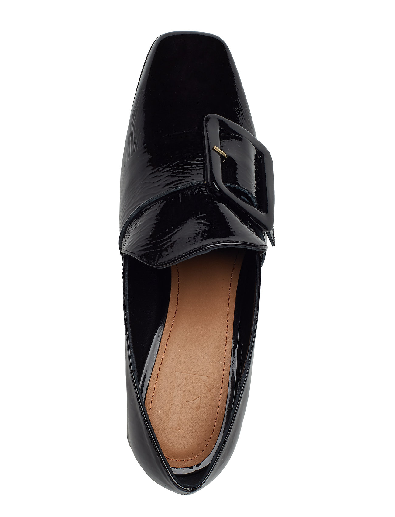 PatentFlattered Lily Leather Leather Pumpblack Pumpblack PatentFlattered Lily e9IHEYWD2