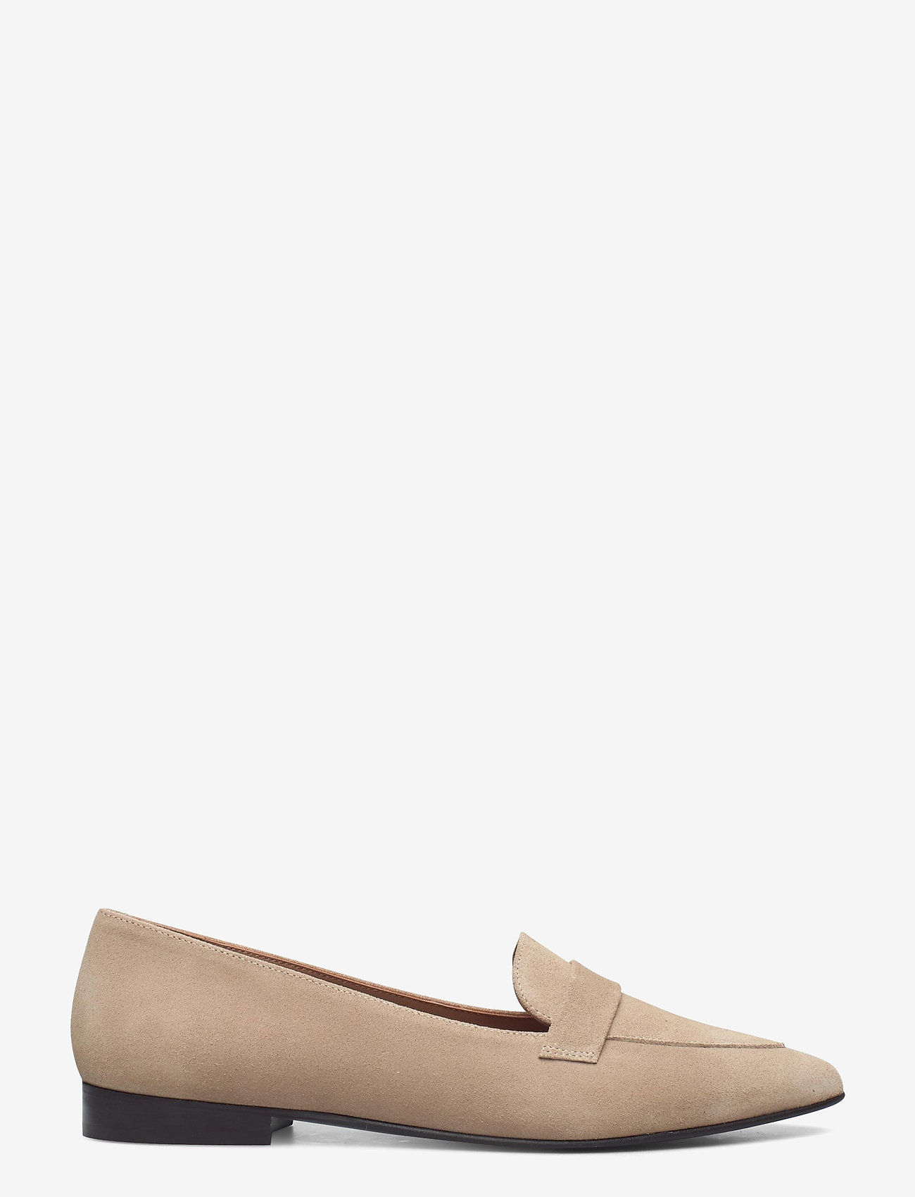 Flattered - Alexandra Sand Suede - instappers - sand - 1