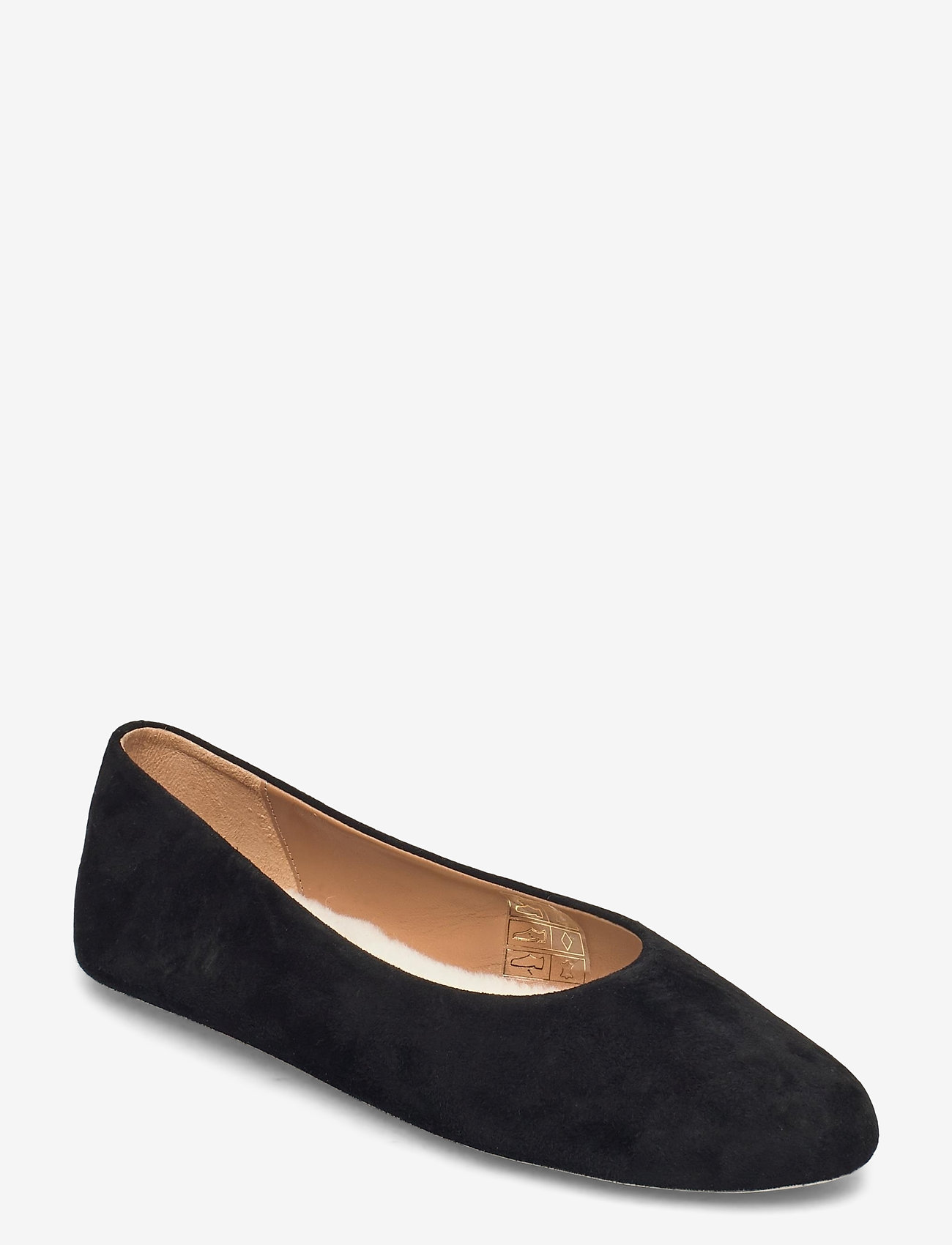 Flattered - Nina Suede - black - 0