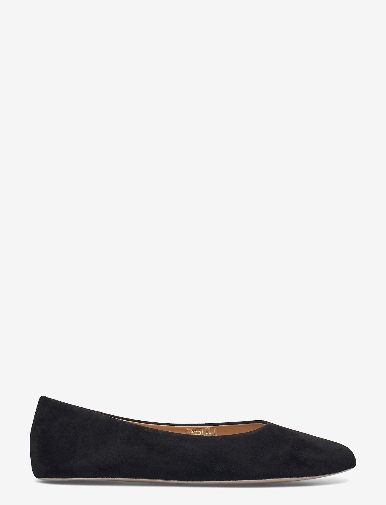 Flattered - Nina Suede - black - 1