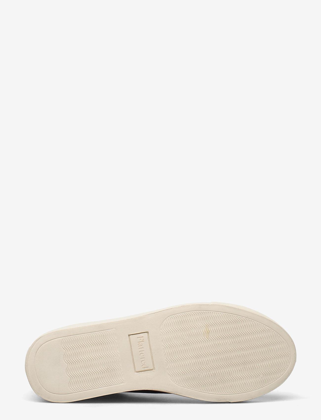 Flattered - Stockholm Leather - sneakers med lav ankel - black - 4