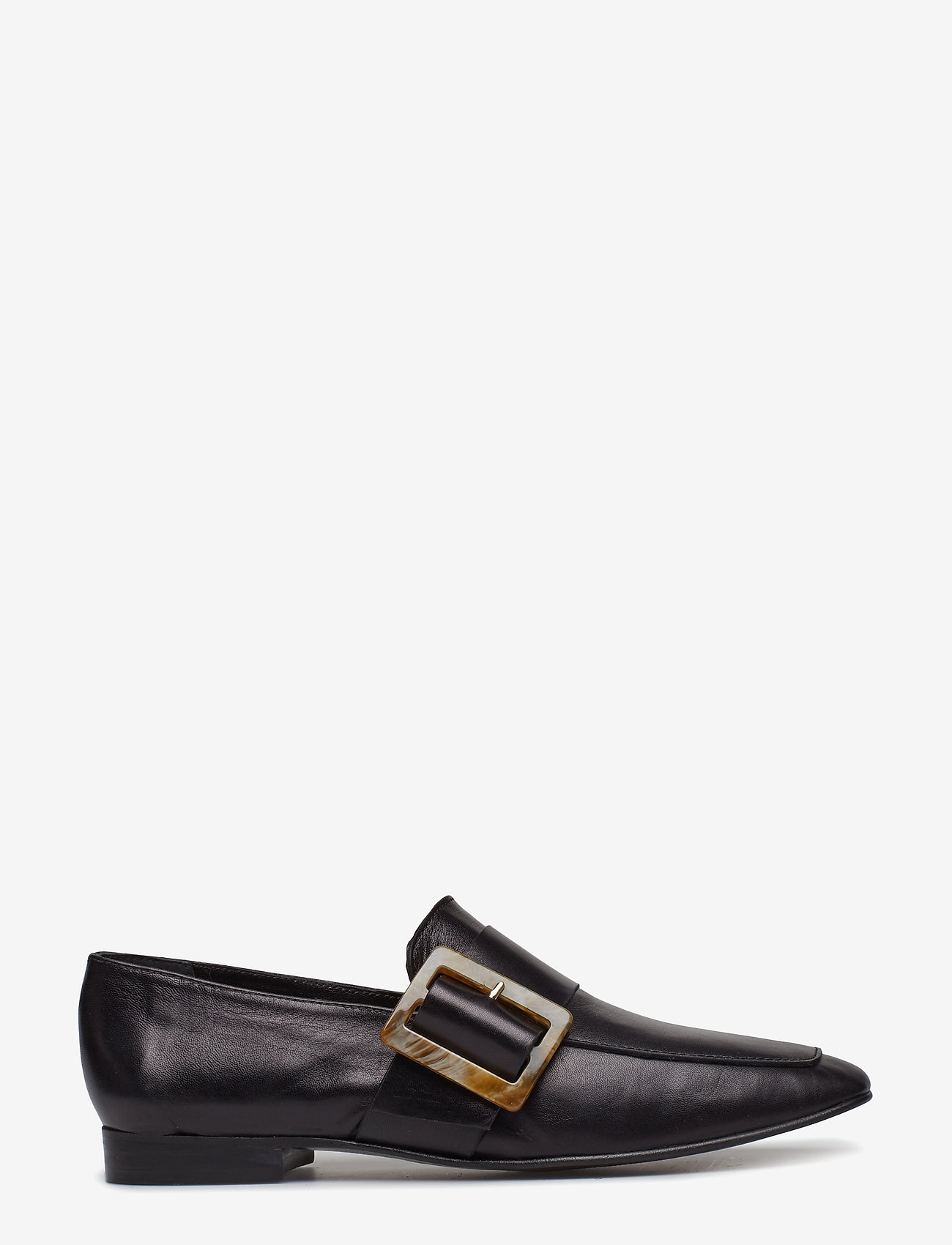 Flattered - Vienna Black Nappa - loaferit - black