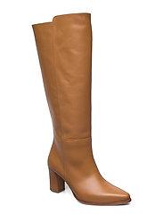 Tess Cognac Leather - COGNAC