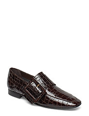 Valery Nappa Loafer - PECAN