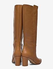Flattered - Tess Cognac Leather - lange laarzen - cognac - 3