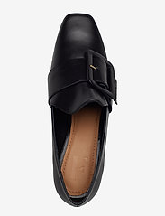 Flattered - Lily Leather Pump - classic pumps - black nappa - 3
