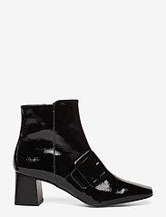 Flattered - Mila Patent Nappa Boot - talon haut - black - 1