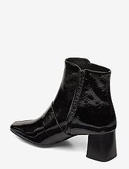 Flattered - Mila Patent Nappa Boot - talon haut - black - 2