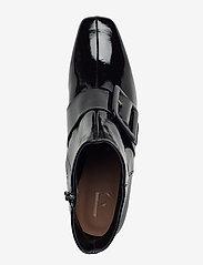 Flattered - Mila Patent Nappa Boot - talon haut - black - 3