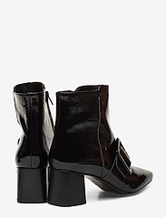 Flattered - Mila Patent Nappa Boot - talon haut - black - 4