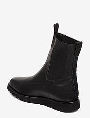 Flattered - Ursula Nappa Boot - talon bas - black - 2