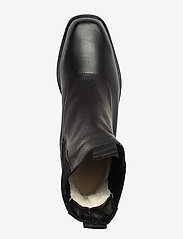 Flattered - Ursula Nappa Boot - talon bas - black - 3