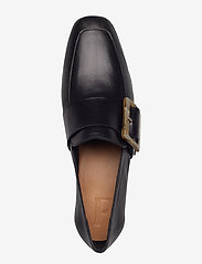 Flattered - Vienna Black Nappa - loaferit - black - 3