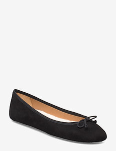 Anna Indoor Ballerina - BLACK