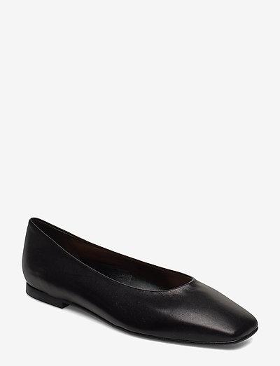 Nikki  Leather - schoenen - black
