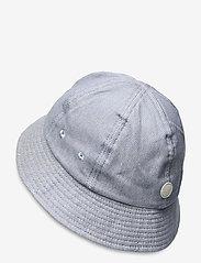 Folk - BUCKET HAT - bonnets & casquettes - woad twill - 1