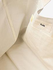 Folk - PATCHWORK SEOUL TOTE - shoppers - dusty blue mix - 3
