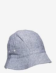 Folk - SEOUL BUCKET HAT - bonnets & casquettes - dusty blue mix - 0