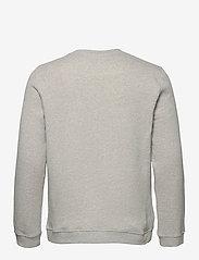 Folk - EMBROIDERED SWEAT - sweats - grey melange - 1