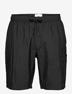 ASSEMBLY CARGO SHORT - cargo shorts - soft black