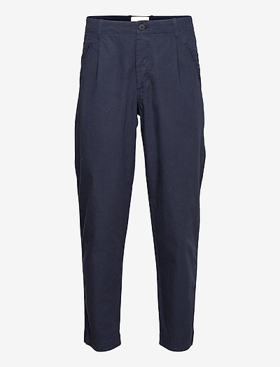 ASSEMBLY PANT - pantalons décontractés - navy ripstop