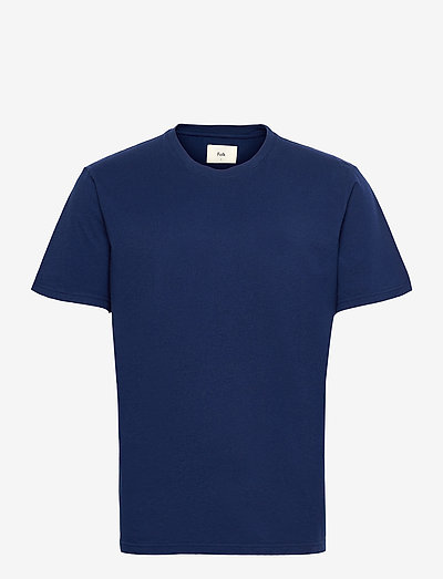 ASSEMBLY TEE - t-shirts basiques - indigo