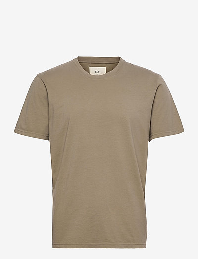 ASSEMBLY TEE - t-shirts basiques - olive