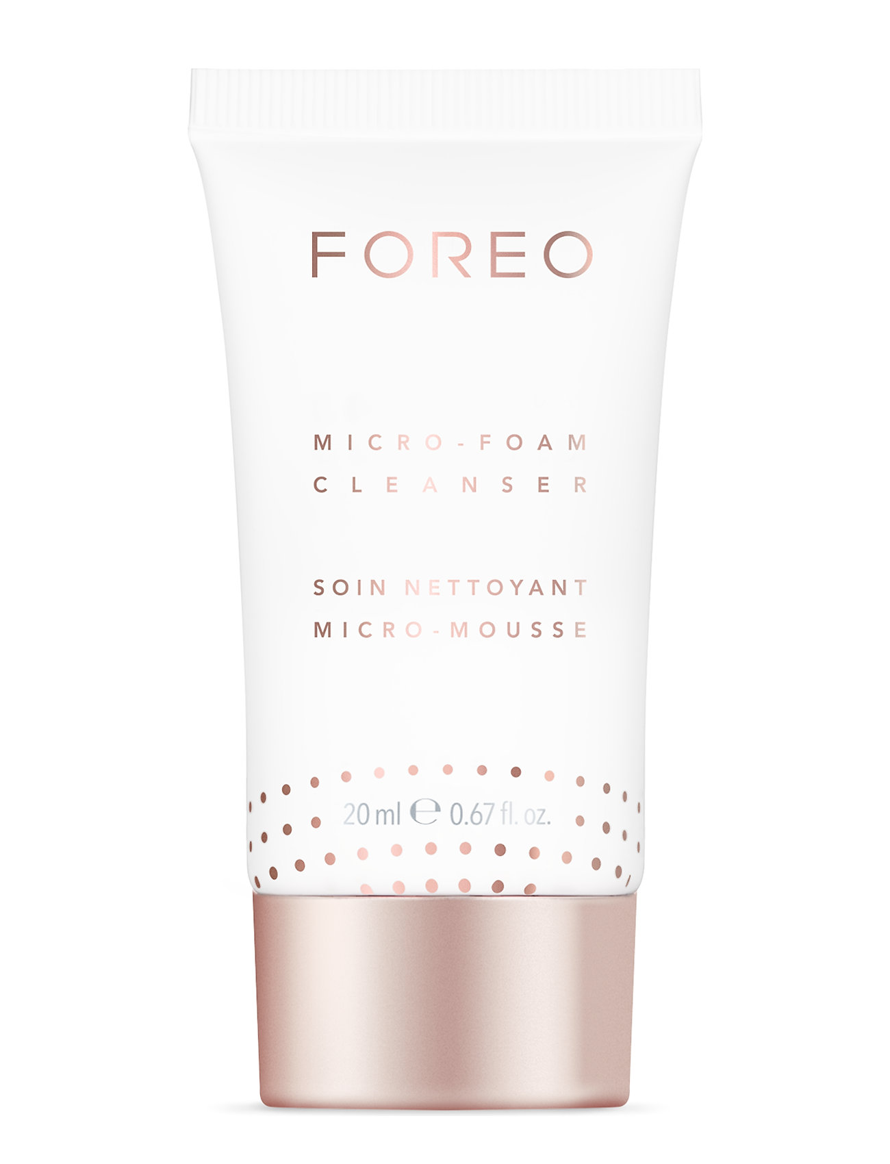 Foreo Micro-Foam Cleanser - NO COLOUR