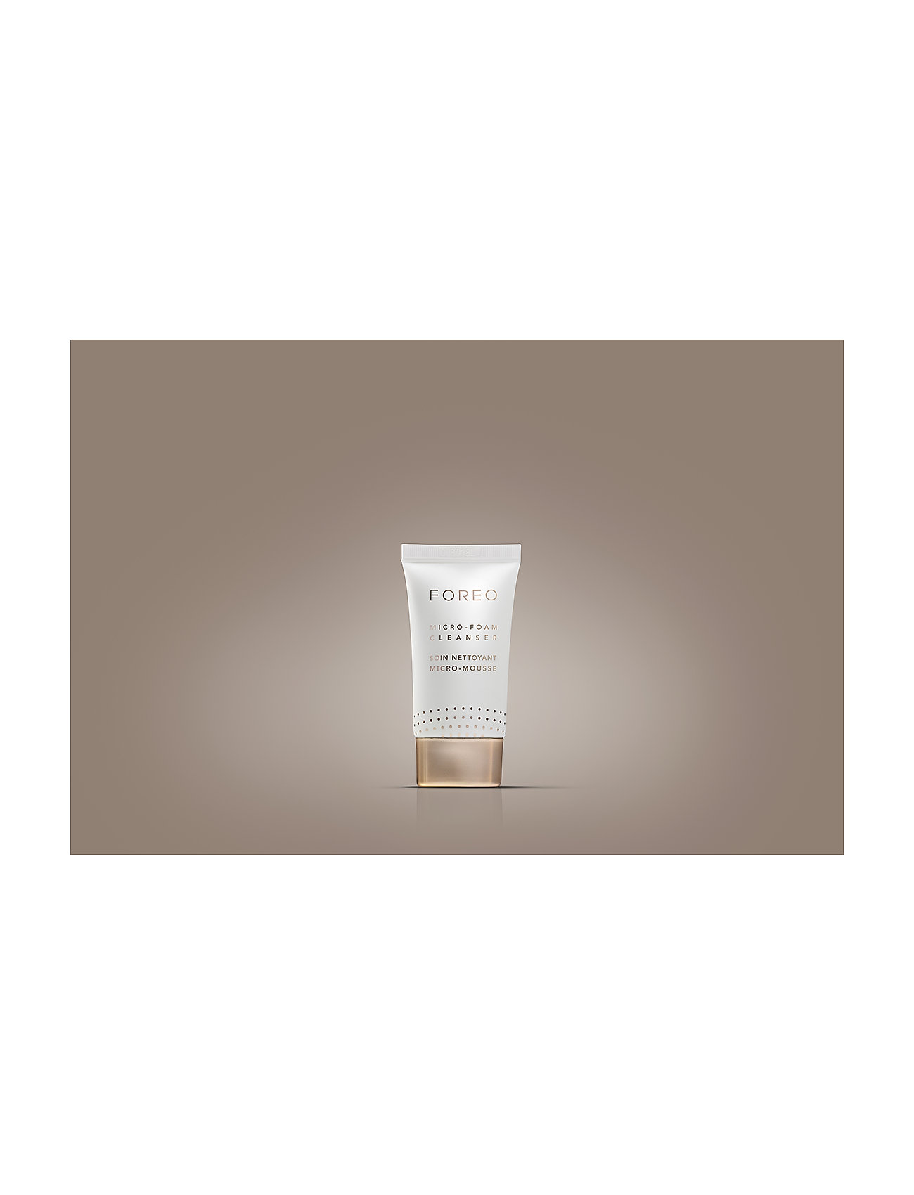 Foreo - Micro-Foam Cleanser - rengöringsgel - no colour - 1