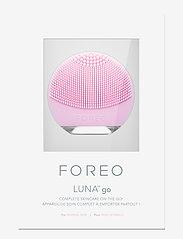 Foreo - LUNA go for Normal Skin - rensebørste - pink - 4