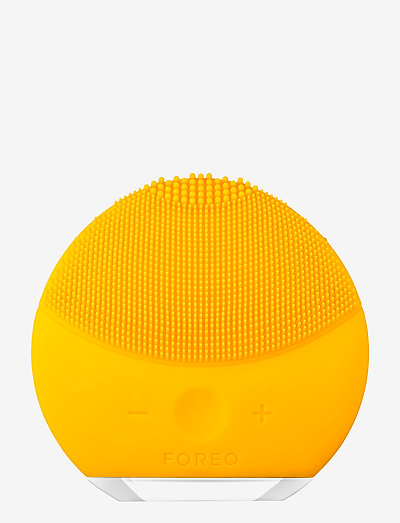 LUNA mini 2 – sunflower yellow - puhdistusharjat - sunflower yellow