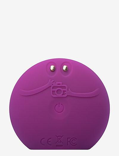 LUNA fofo Purple - rensebørste - purple