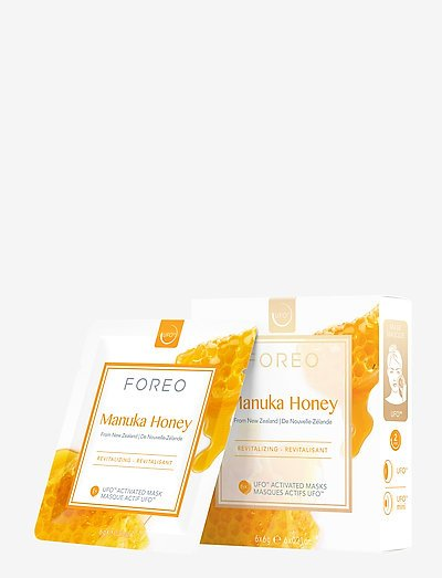 UFO Mask Manuka Honey x 6 - ansiktsmask - no colour